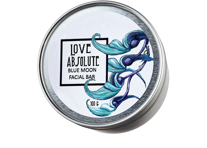 Blue Moon Cleansing Bar - Love Absolute