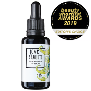 Love Absolute Facial Radiance Oil Serum