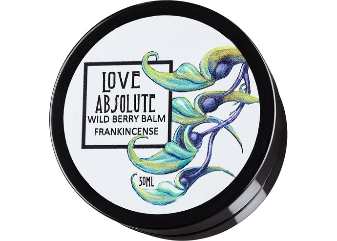 Wild Berry Balm With Frankincense - Love Absolute