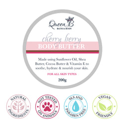 Cherry Berry Body Butter