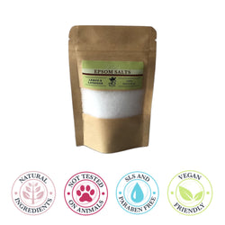 Epsom salts - small - Various Scents