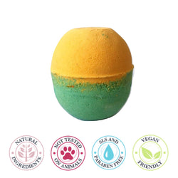 Lemon & Lime Bath Bomb