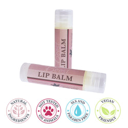Berry Lip Balm (Vegan)