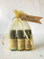 Winter Essential Oil Set