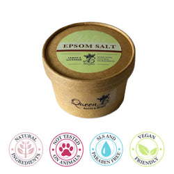 Epsom salts - Tub - Various Scents
