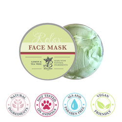 Tea Tree & Lemon Face Mask