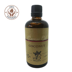 Coconut Carrier Oil (Fractionated)