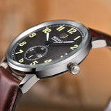The Manaus Military Chronograph Watch with Calendar