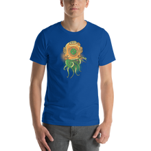 Octopus Dive  - Round Neck T-Shirt For Men - TheSixtyNine