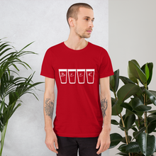 Beer Glass - Round Neck T-Shirt For Men - TheSixtyNine