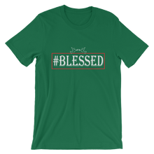 Blessed  - Round Neck T-Shirt - TheSixtyNine