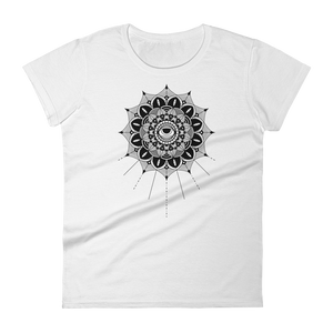 Dead Eye - Round Neck T-Shirt - TheSixtyNine