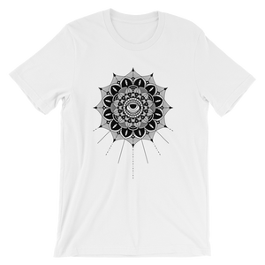 Dead Eye - Round Neck T-Shirt For Men - TheSixtyNine