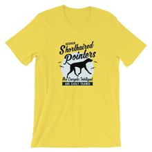 German Shorthaired - Round Neck T-Shirt For Men - TheSixtyNine