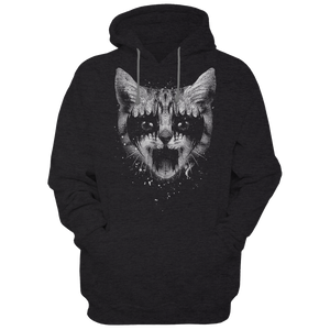 Metal Pussy - Hoodies - TheSixtyNine