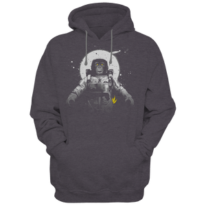 Astronaut Monkey - Hoodies - TheSixtyNine
