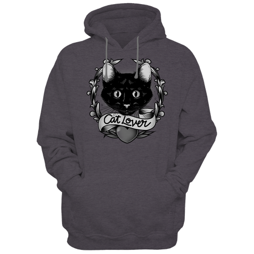 Cat Lover- Hoodies - TheSixtyNine