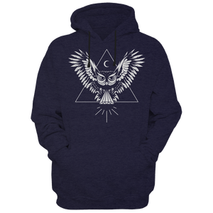 OWL- Hoodies - TheSixtyNine