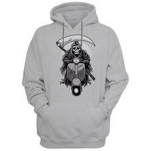 Scooter Reaper - Hoodies - TheSixtyNine