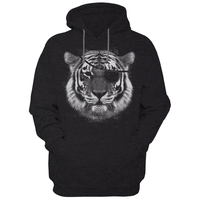 Tiger Pirate - Hoodies - TheSixtyNine