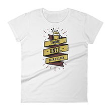 Beer -O'Clock - Round Neck T-Shirt - TheSixtyNine