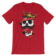 King of the dead - Round Neck T-Shirt For Men - TheSixtyNine