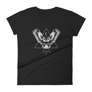 OWL - Round Neck T-Shirt - TheSixtyNine