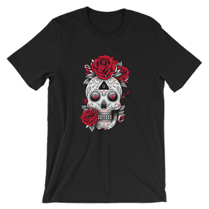 Skull Candy - Round Neck T-Shirt For Men - TheSixtyNine
