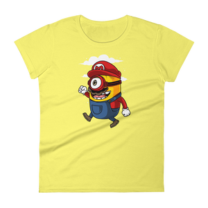 Super Minion - Round Neck T-Shirt - TheSixtyNine
