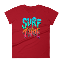 Surf Time - Round Neck T-Shirt - TheSixtyNine