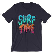 Surf Time - Round Neck T-Shirt For Men - TheSixtyNine