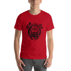 My Rage - Round Neck T-Shirt For Men - TheSixtyNine