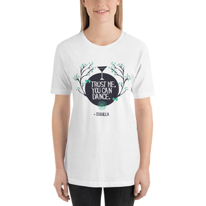 Tequila Dance - Round Neck T-Shirt - TheSixtyNine