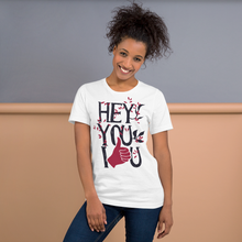 Hey You - Round Neck T-Shirt - TheSixtyNine