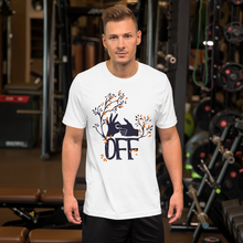 F Off - Round Neck T-Shirt For Men - TheSixtyNine