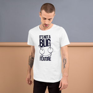 Its A Bug - Round Neck T-Shirt For Men - TheSixtyNine