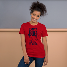 Its A Bug - Round Neck T-Shirt - TheSixtyNine
