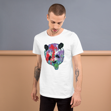 Colourful Bear  - Round Neck T-Shirt For Men - TheSixtyNine
