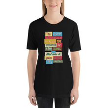 On Your Own  - Round Neck T-Shirt - TheSixtyNine