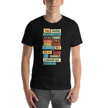 Caught Your Attention  - Round Neck T-Shirt For Men - TheSixtyNine