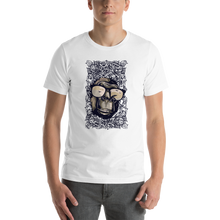Tangled Monkey - Round Neck T-Shirt For Men - TheSixtyNine