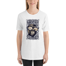 Tangled Monkey - Round Neck T-Shirt - TheSixtyNine