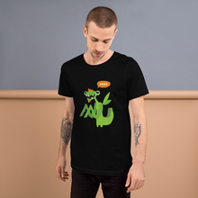 Kung Fu Hopper  - Round Neck T-Shirt For Men - TheSixtyNine