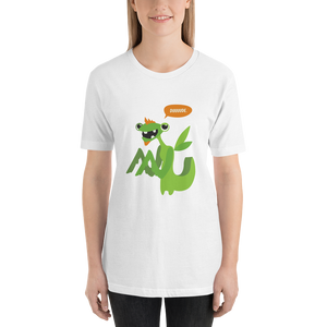 Kung Fu Hopper  - Round Neck T-Shirt - TheSixtyNine