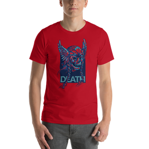 Death Face - Round Neck T-Shirt For Men - TheSixtyNine