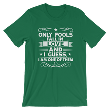 Fools fall in love - Round Neck T-Shirt - TheSixtyNine