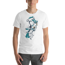 Shark - Round Neck T-Shirt For Men - TheSixtyNine