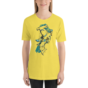Shark - Round Neck T-Shirt - TheSixtyNine