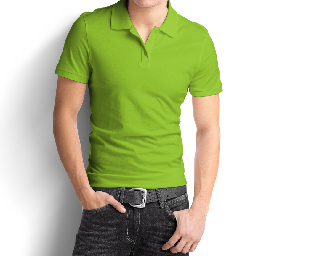 Pista Green - Polo T-Shirt - TheSixtyNine