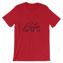 Be Positive - Round Neck T-Shirt For Men - TheSixtyNine